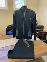 Air Jordan Retro 14 Sweat Pants And Hoodie Mens Size Large