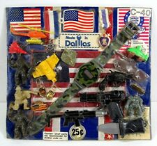 Military Soldiers Watch Space Guns Gumball Vending Machine Disp Card Toys #6