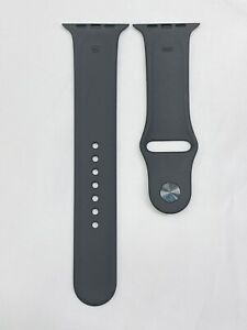 Apple Watch Series 1 2 3 42mm Gray Sport Band Straps Genuine Apple Straps M/L