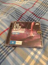 Triple J Live At The Wireless Volume 2 CD DVD 2008 New Silverchair Hilltop Hoods