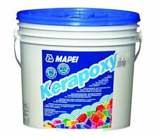 MAPEI KERAPOXY 2KG COLOURED GROUT TUB WALL AND FLOOR TILES EPOXY ADHESIVE