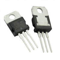12 Pcs LM317 TO-220 Voltage Regulators Output 1.2V To 37V 1.5A Plastic Metal