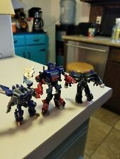 Transformers Dotm Movie SOUNDWAVE Optimus Prime Ironhide Legends Cyberverse Lot