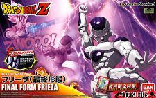 Final Form Frieza Dragonball Z Figure Rise Standard Model Kit Bandai Japan