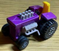 Matchbox Lesney Superfast No 25 MOD Tractor