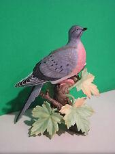 LENOX PASSENGER PIGEON Extinct Bird sculpture NEW in BOX with COA