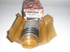 TRIUMPH GT6 Mk 1  .010 main bearings NOS AE DUALLOYS