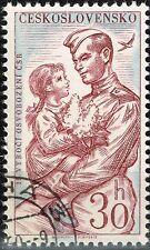 Czech Germany WW2 Terezín Concentration Camp Children Liberation Red Army 1945