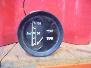 TVR OIL PRESSURE GAUGE EI