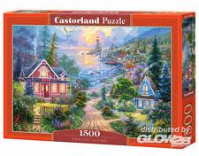 Castorland: Coastal Living, Puzzle 1500 Teile [4438151929]