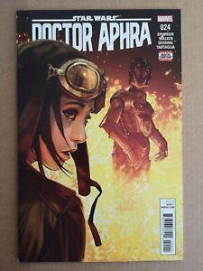 STAR WARS: DOCTOR APHRA #24 - 1st PRINT - MARVEL COMICS VOL. 1
