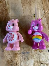 Lot of Two Care Bear Figures