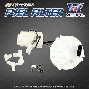 Wesfil Fuel Filter for Mazda CX-7 ER Petrol 4Cyl 2.5L L5 10/09-01/12