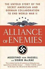 Alliance of Enemies: The Untold Story of the Secret American and-ExLibrary