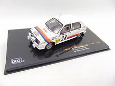 Ixo Models RAC129 Citroen Visa Chrono #28 M Chomat Rally Monte Carlo 1983