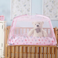 Baby Infants Mosquito Net Tent Crib Netting Playpen Canopy Nursery Room Outdoor