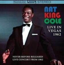 Nat King Cole - Live In Vegas 1962 (2014)