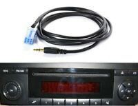 CABLE AUXILIAIRE MP3 AUTORADIO MERCEDES AUDIO 5 AUX IN