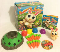 Bunny Jump Board Game 2013 University Games 100% Complete