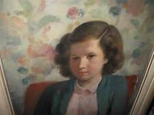 SCHMIDT Werner Paul, *1888 Wundervolles Mädchenportrait