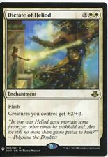 Magic The Gathering MTG Mystery Pack Card Dictate of Heliod
