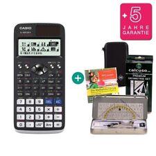 Casio fx 991 de x calculadora + funda protectora Geoset aprender CD garantía