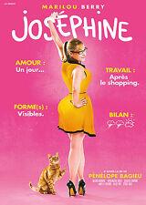 39180//JOSEPHINE MARILOU BERRY DVD EN TBE