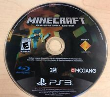 Minecraft -- PlayStation 3 Edition (Sony PlayStation 3, 2014) DISC ONLY 6392