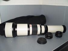 Nikon 650 Digital DSLR Lente Zoom 1300mm 2600mm 3900mm D3200 D3300 D3400 D3500