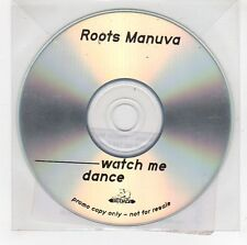 (GI58) Roots Manuva, Watch Me Dance - DJ CD