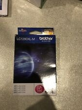 GENUINE / ORIGINAL BROTHER LC1280XL-M MAGENTA INK CARTRIDGE