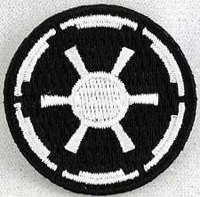 Star Wars Imperial Logo Mini Embroidered Patch 1.5 inch