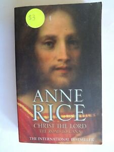 ANNE RICE: Christ the Lord: The Road to Cana - VGC