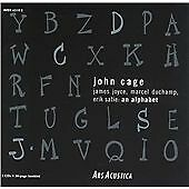 John Cage-Cage: An Alphabet - John Cage  CD NEW