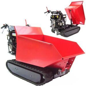 Raupendumper Kettendumper Minidumper Dumper Motorschubkarre 56136 Motorschubkarr