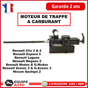 Servomoteur de trappe à carburant de Renault Nissan = 8200312600 8200323532