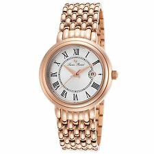Lucien Piccard Women's Rose Gold Quartz Watch 16539-RG-22S