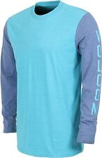 Volcom Sleever Long Sleeve Tee (L) Atlantic
