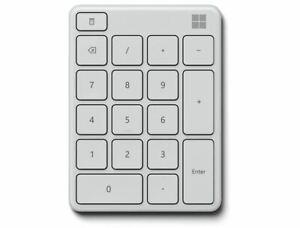 New Microsoft Number Pad - Glacier