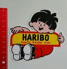 Aufkleber/Sticker: Haribo macht Kinder froh (25071621)