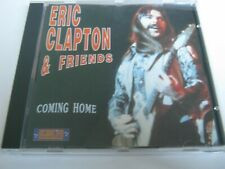 cd . eric clapton. coming home