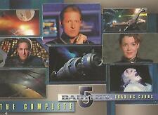 The Complete Babylon 5 - P1 Promo Card