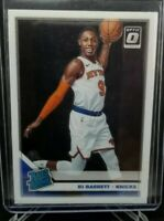 2019-20 OPTIC - RJ BARRETT RC #178 NY KNICKS - ROOKIE CARD 🔥 Sharp! 💎 DUKE