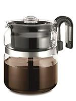 Stovetop Percolator Coffee Pot, Glass, 8 cup (40 oz) �