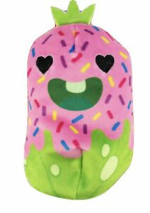 Cats vs Pickles 4-inch Beanbag Soft Plush Toy #187 Frosted Flo