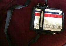 Very Rare Vintage Lambreta Small Shoulder Messenger Crossbody Bag Mod Scooter