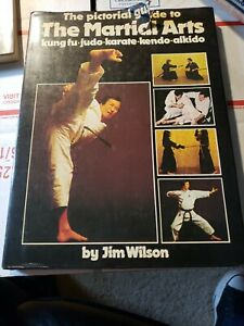 """Pictorial Guide to the Martial Arts (""""Golden Hands"""") Kung Fu Judo Karate Kendo"""
