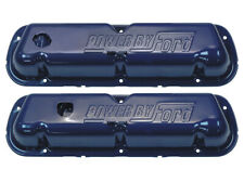 New 1968-72 Ford Valve Covers 302 351W Blue Power By Ford Mustang Torino Galaxie