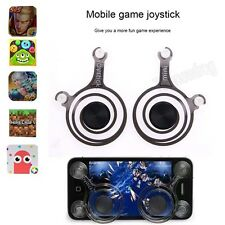 2Pcs Zero Any Touch Screen Device Game Control Joystick for iPhone Tablet Games