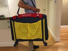 Portable Baby Cots Amp Cribs For Sale Ebay